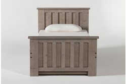 Morgan Twin Panel Bed With Trundle