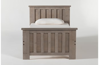 Morgan Twin Panel Bed