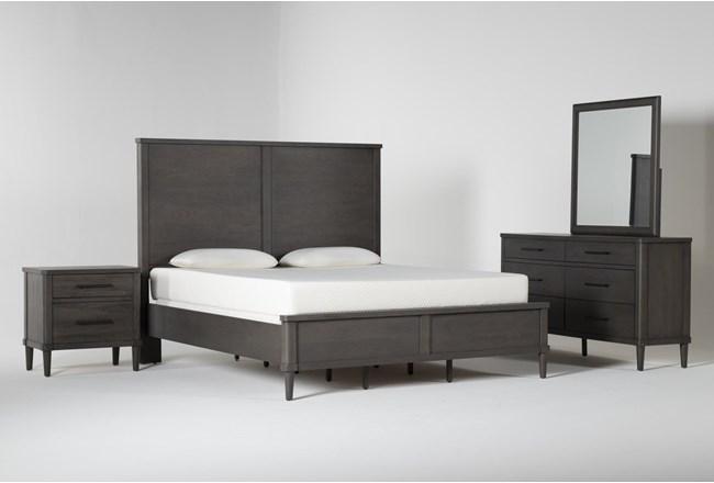 Farland California King 4 Piece Bedroom Set - 360