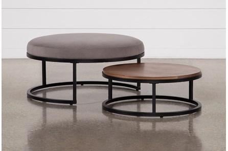 Benton III Nesting Table