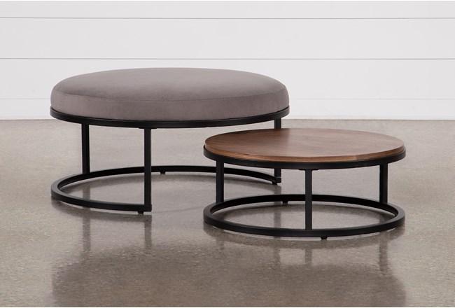 Benton III Nesting Table - 360