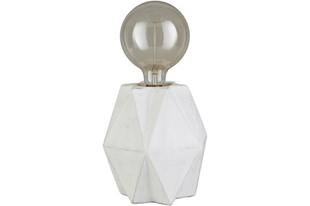 Table Lamp- Nutima Washed Ceramic
