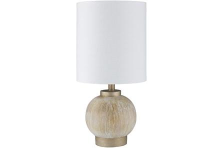Table Lamp-Senija Tan - Main