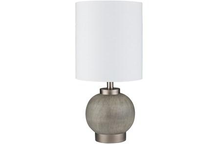 Table Lamp-Senija Charcoal - Main