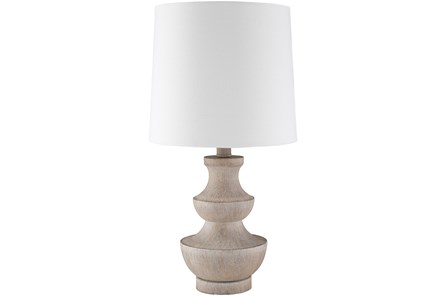 Table Lamp-Simone Tiered Camel