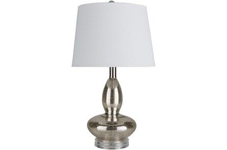 Table Lamp-Genie Mercury Glass
