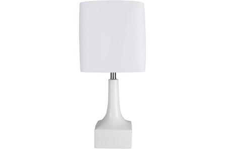 Table Lamp-Lanpara White