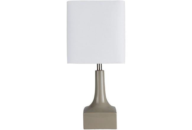 Table Lamp-Lanpara Taupe - 360