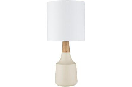Table Lamp-Tona Ivory - Main