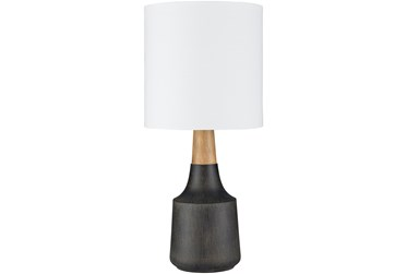 Table Lamp-Tona Black