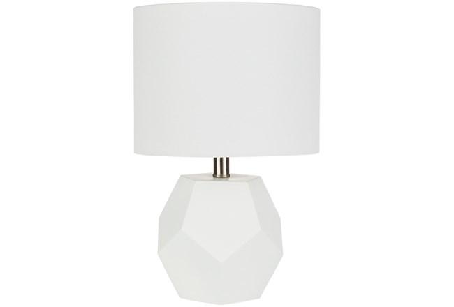 Table Lamp-Geo Sky White - 360