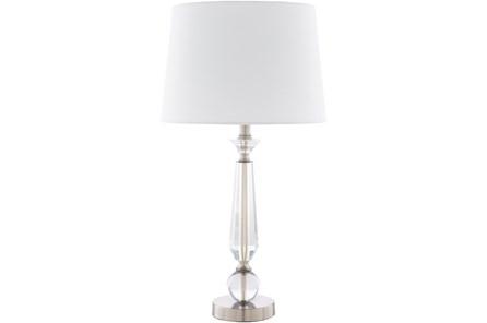Table Lamp-Ina Brushed Crystal - Main