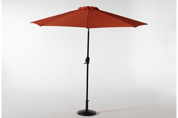 Market Outdoor Carnelian Umbrella