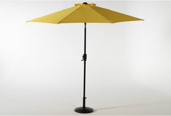 Market Outdoor Lemon Umbrella - 360