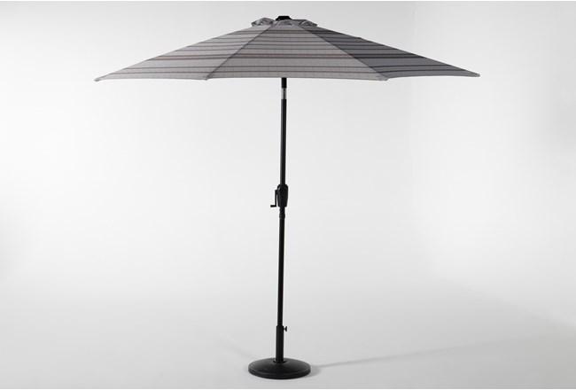 Market Outdoor Print Umbrella - 360