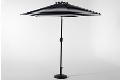 Market Outdoor Stripe Umbrella