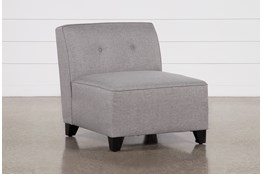 Benton III Armless Chair
