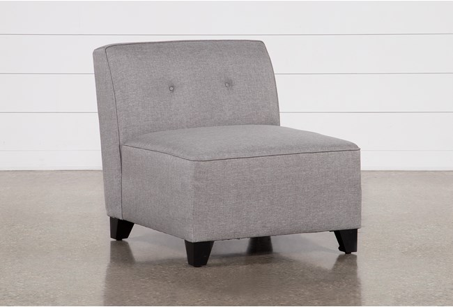 Benton III Armless Chair - 360