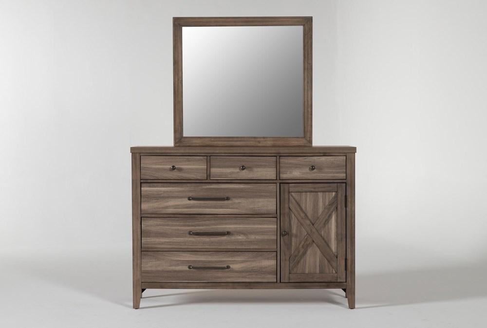 Haskell Dresser/Mirror