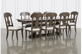 Chapman 9 Piece Extension Dining Set With Side Chairs