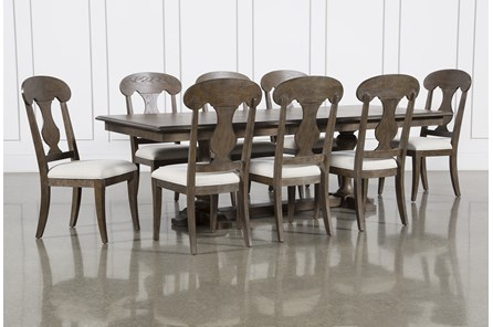Chapman 9 Piece Extension Dining Set With Side Chairs - Main