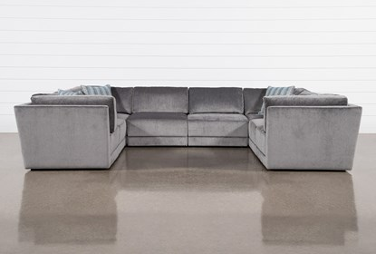 Retreat 8 Piece Sectional Living Es