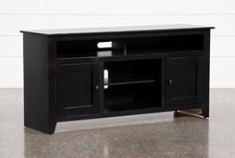 Coronado Black 58 Inch TV Stand