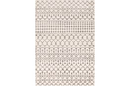 94X123 Rug-Dot Geometric Grey