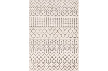 108X144 Rug-Dot Geometric Grey