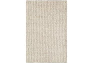 8'x10' Rug-Willa Undyed Wool Cream
