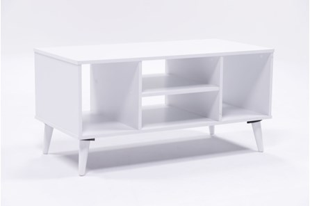 Hems White Coffee Table