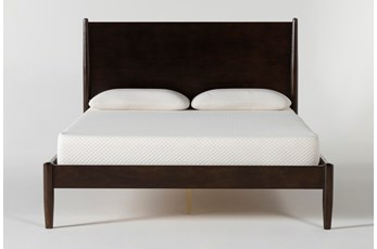 Alton Umber Full Platform Bed