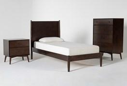 Alton Umber Twin 3 Piece Bedroom Set