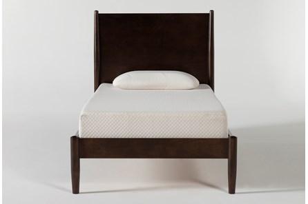 Alton Umber Twin Platform Bed