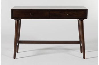 "Alton Umber 44"" Writing Desk"