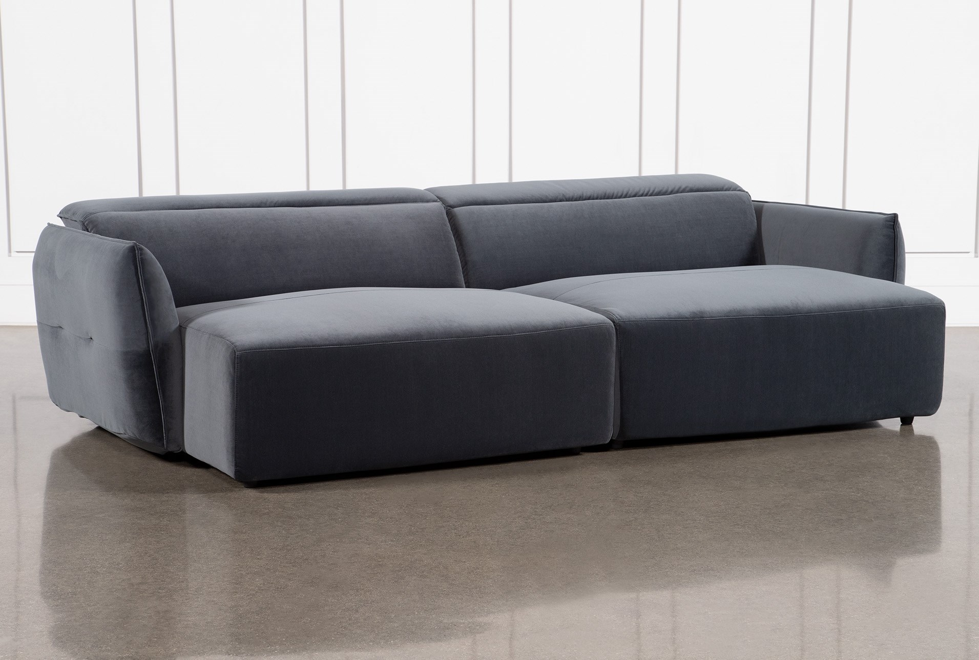 Fine Layla Midnight Dual Chaise Sectional Andrewgaddart Wooden Chair Designs For Living Room Andrewgaddartcom