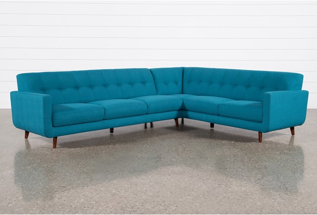 Allie Jade 2 Piece Sectional With Left Arm Facing Sofa - 360