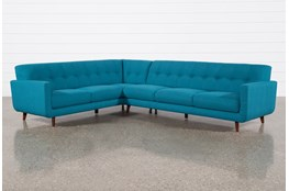 Allie Jade 2 Piece Sectional With Right Arm Facing Sofa