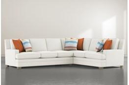 Pamela II 2 Piece Sectional With Left Arm Facing Sofa