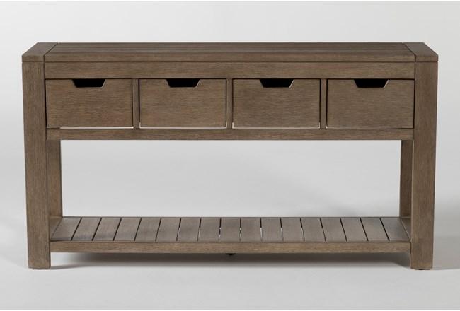 Avignon Outdoor Console Table - 360
