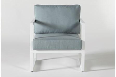 Wilshire Aqua Outdoor Chair