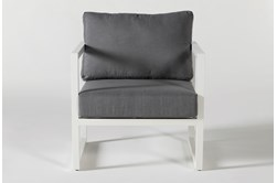 Wilshire Grey Outdoor Chair