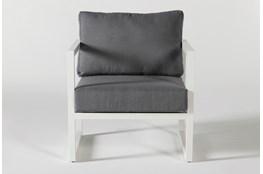 Wilshire Grey Outdoor Chair