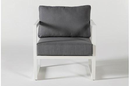 Wilshire Grey Outdoor Chair - Main