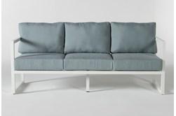 Wilshire Aqua Outdoor Sofa