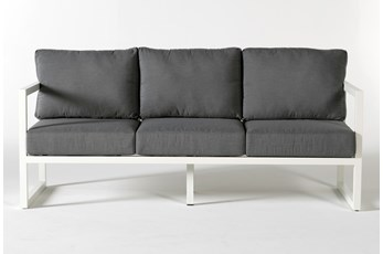 Wilshire Grey Outdoor Sofa