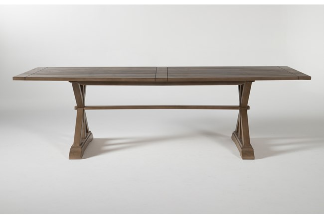 Sebastian Outdoor Dining Table - 360