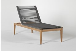 Hyde Outdoor Chaise Lounge