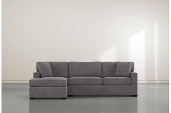 """Alder Down 2 Piece 105"""" Sectional With Left Arm Facing Chaise"""