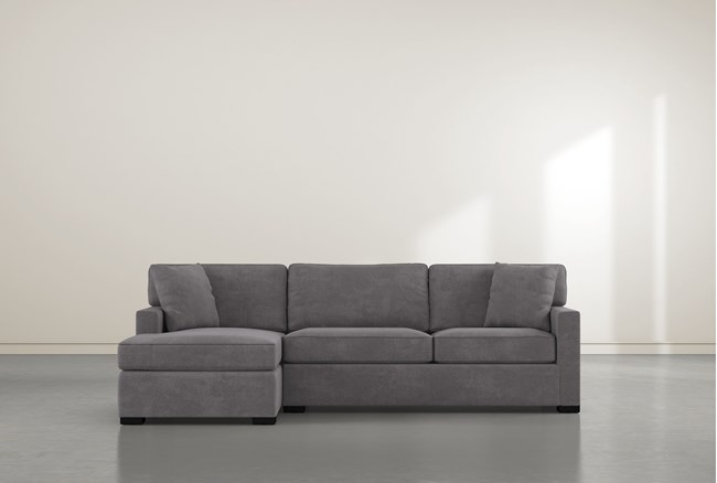 """Alder Down 2 Piece 105"""" Sectional With Left Arm Facing Chaise - 360"""